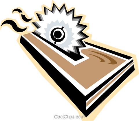 image free Table saw clipart