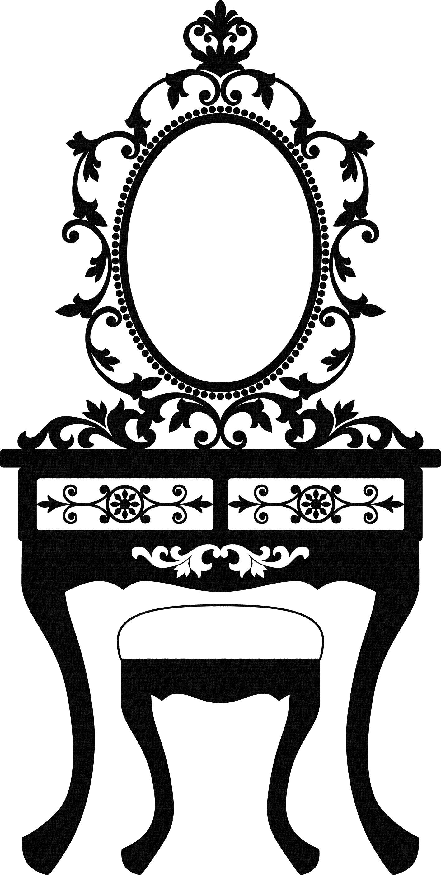 freeuse stock cameo drawing vintage #91204770