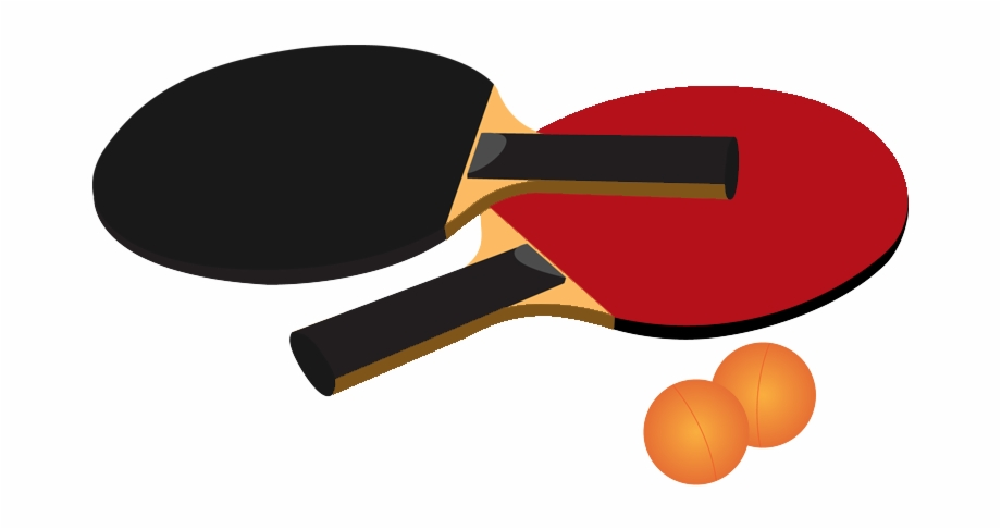 banner freeuse stock Table tennis clipart. Ping pong racket png.