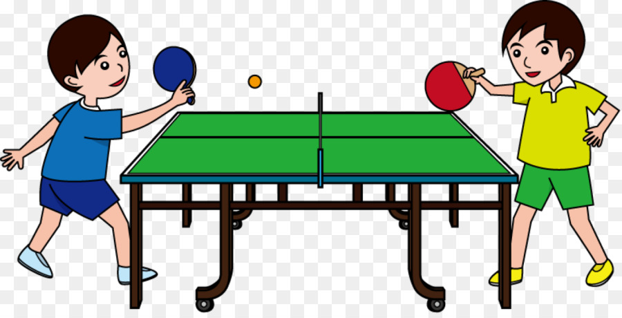 picture freeuse download Ball sports boy transparent. Table tennis clipart