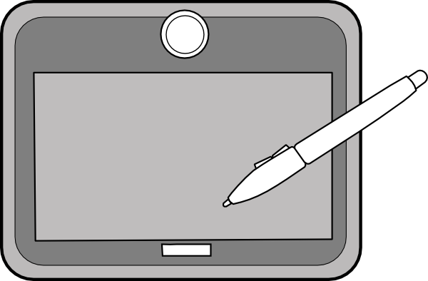 clipart free stock Free Tablet Cliparts