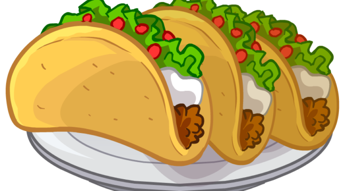 svg freeuse library Tacos Clipart Group