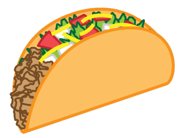 clipart transparent stock Free on dumielauxepices net. Tacos clipart