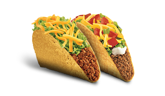image library stock Real taco crunchy clipart