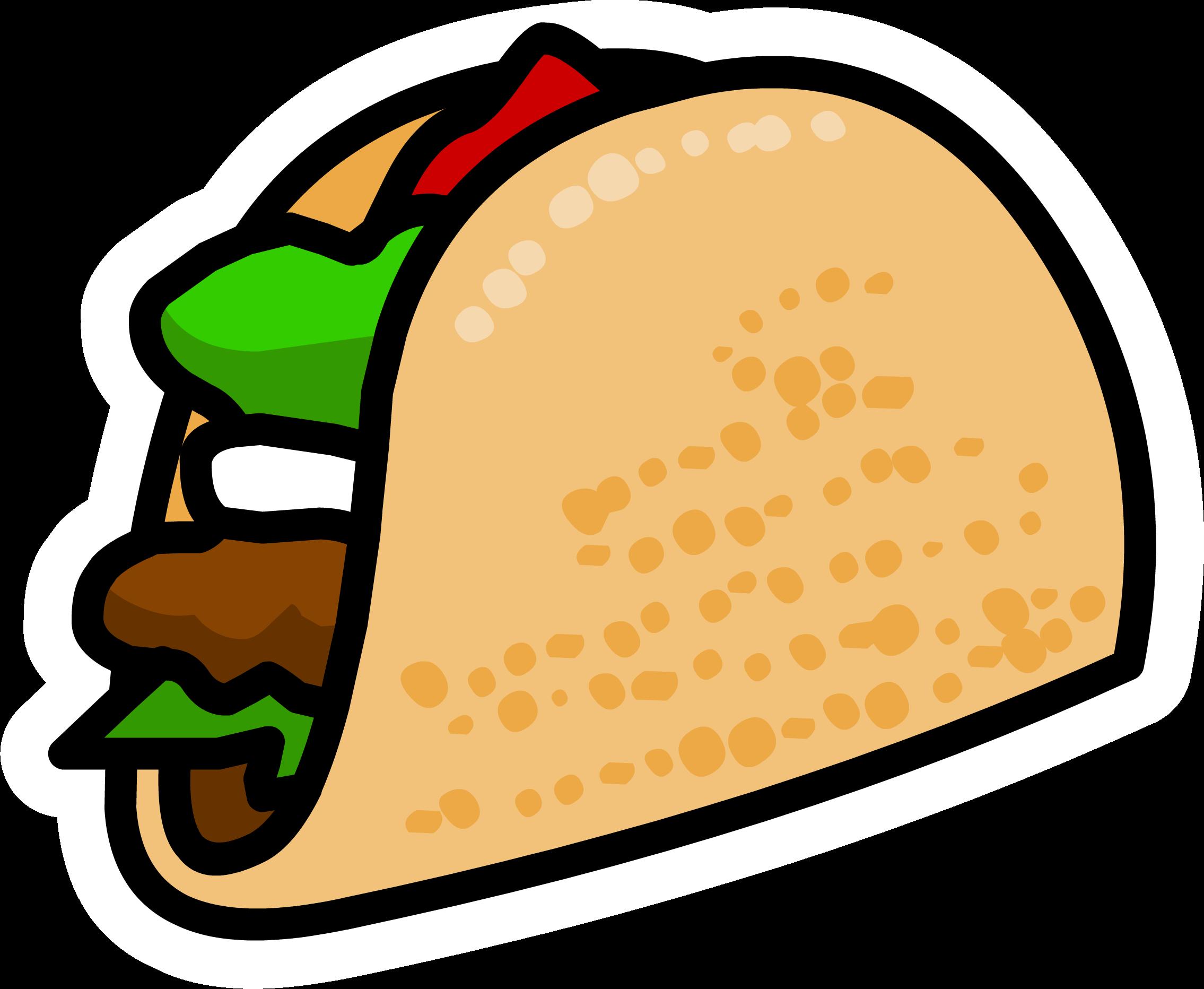 clip art transparent stock Clipart comic free on. Vector taco