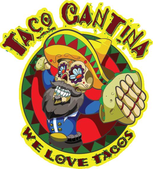 banner library stock Taco Cantina O