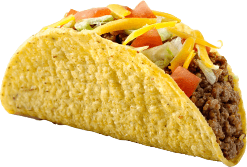 jpg library download With meat and cheese. Tacos transparent