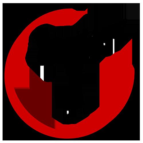 banner library Silhouette clip art at. Taekwondo clipart