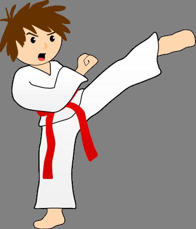 transparent Martial arts clipart karate kick. Free taekwondo cliparts download.