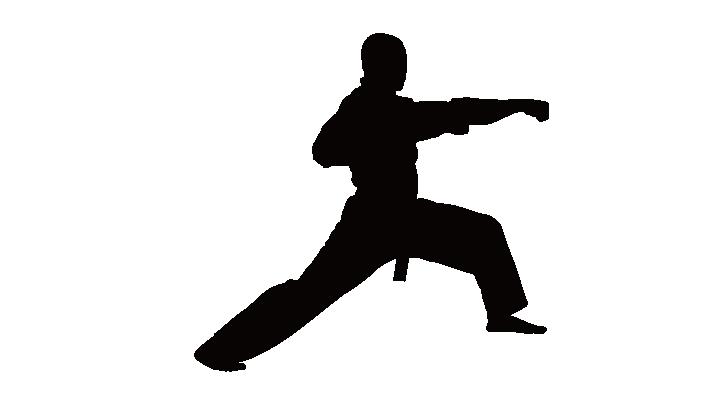 png stock Taekwondo clipart mixed martial art. Arts karate silhouette clip