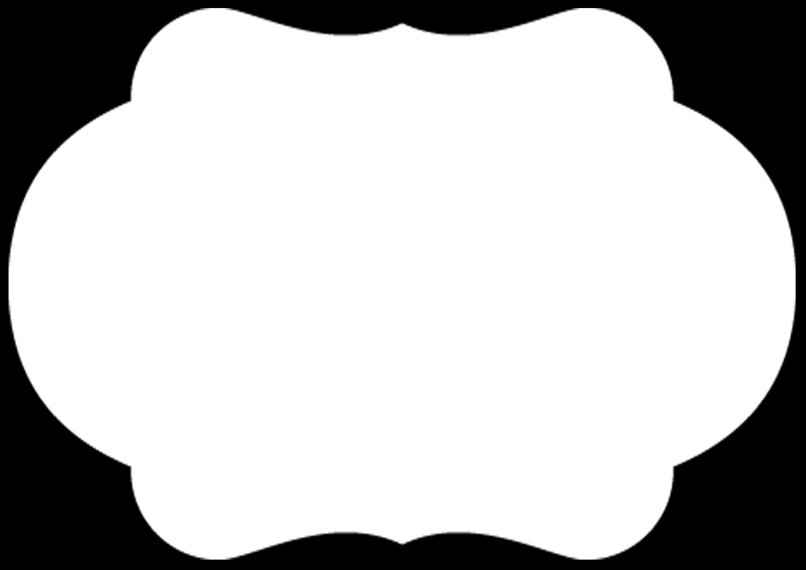 banner royalty free stock Tag clipart black and white. Etiquetas en blanco y