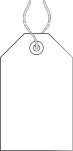 clip transparent stock Clip art at clker. White label clipart