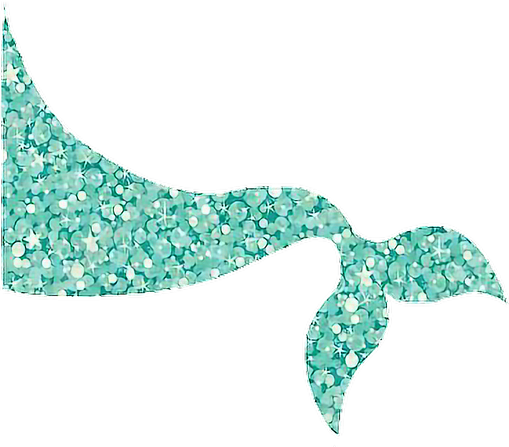 graphic freeuse mermaid mermaidtail terquoise pastels glitter sparklyte