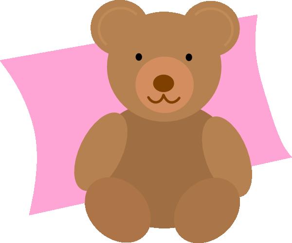 clipart freeuse stock Teddy clipart preschool. Nap time clip art