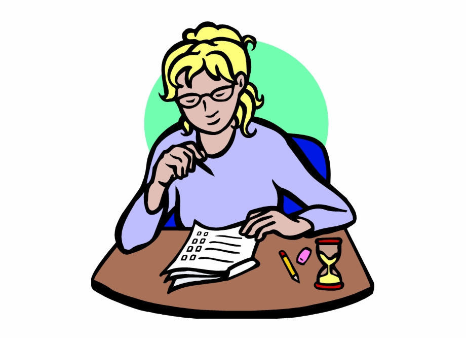 clip art royalty free library Exam writing clip art. Writer clipart written examination