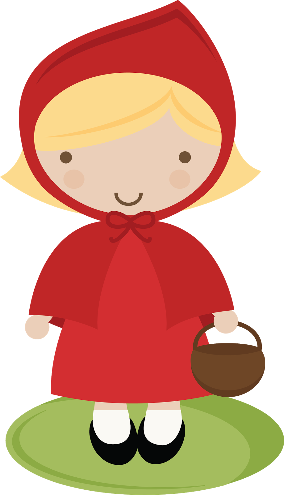 image royalty free download Tale clipart. Little red riding hood