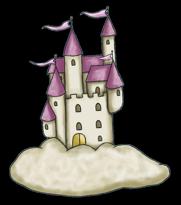 graphic library Fairytale clipart fairytale scene. Tale cute frames illustrations
