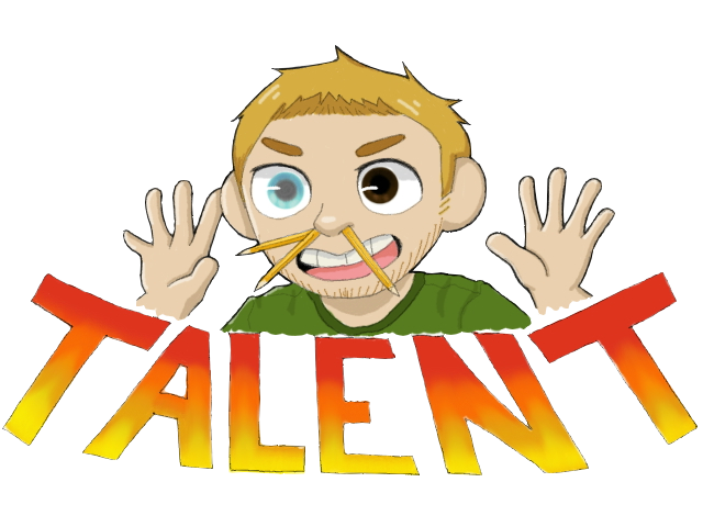 jpg black and white Talent show clipart. May fische