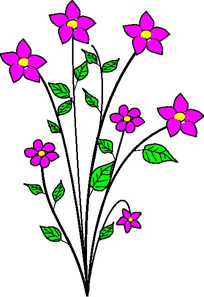 jpg freeuse stock Flowers Clip Art at Clker