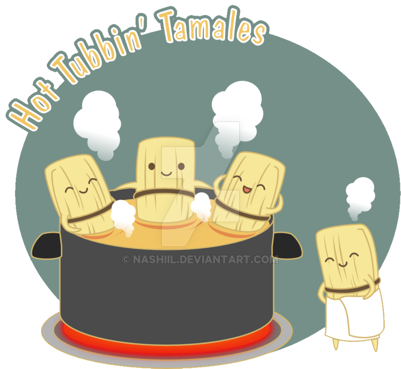 banner freeuse stock Tamales drawing. Tamale enchilada mexican cuisine