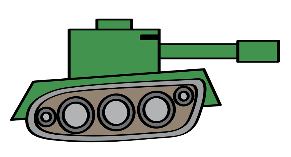 free  collection of high. Army tank clipart.