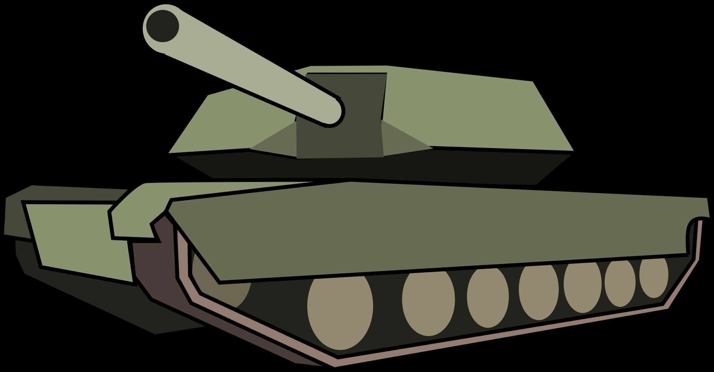 vector free stock . Tank clipart