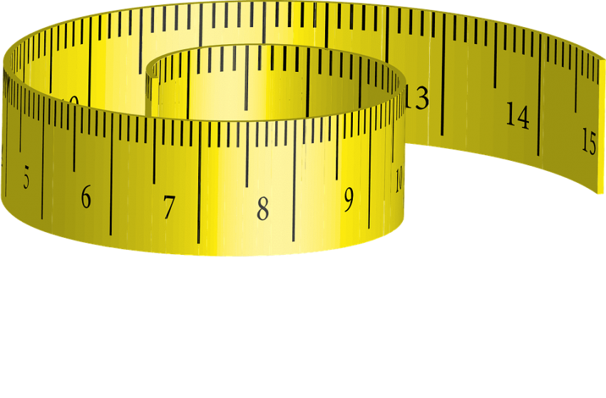 jpg black and white library Measuring clipart transparent. Measure tape png free.