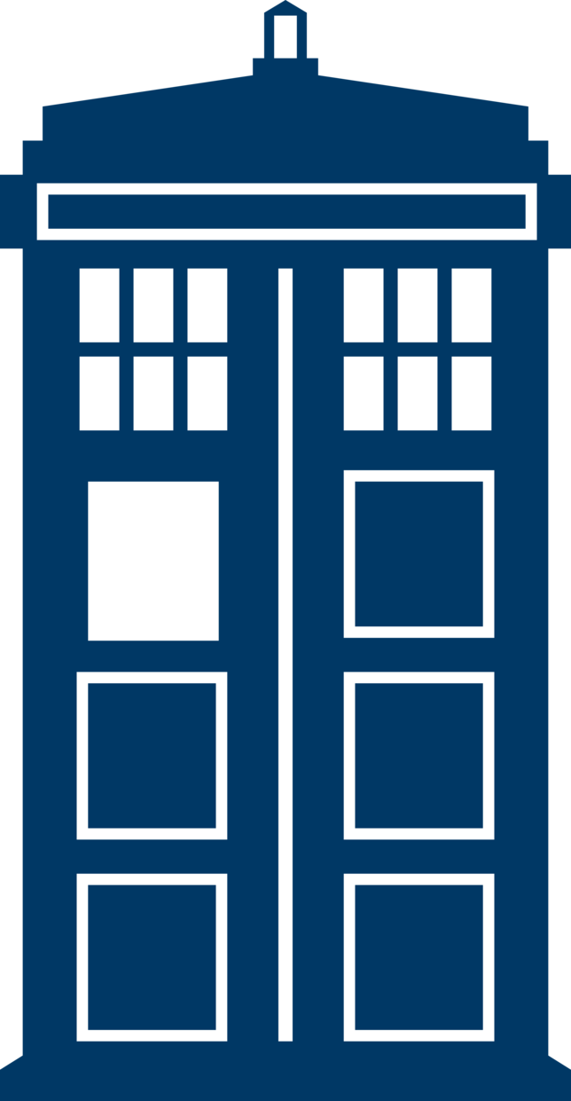 picture Tardis clipart. This was so hard