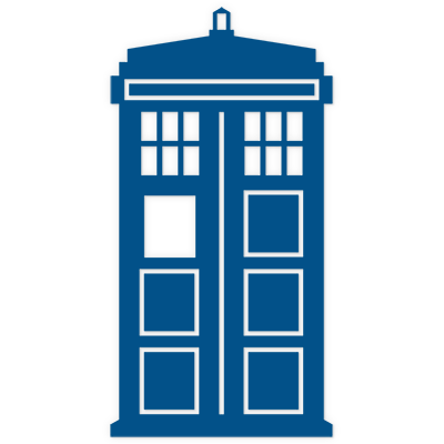 picture library stock Cilpart clever design ideas. Tardis clipart