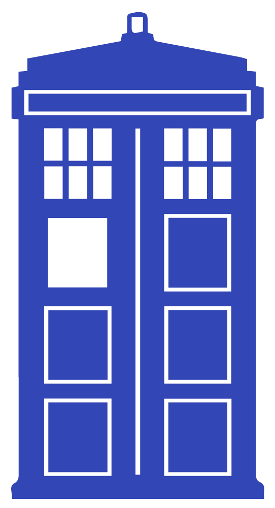 png freeuse Tardis clipart. Got bored so created