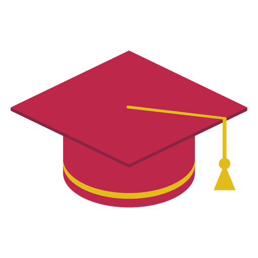clip art black and white stock Collection of free Red transparent grad cap