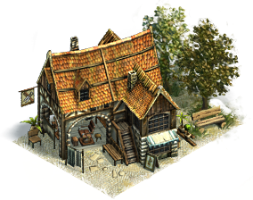 png royalty free stock Medieval Tavern