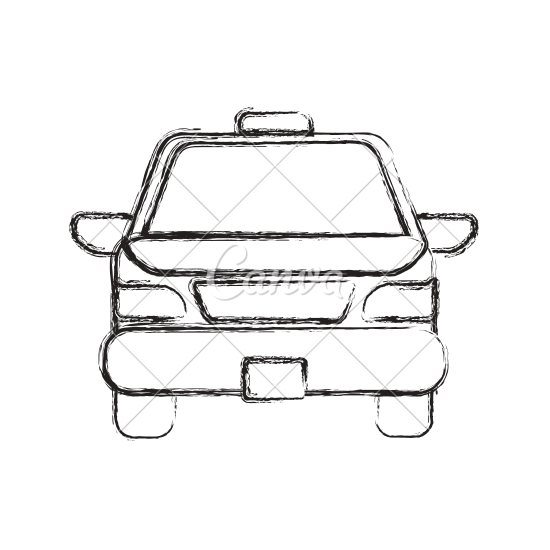 png free download Taxi Cab Drawing at GetDrawings