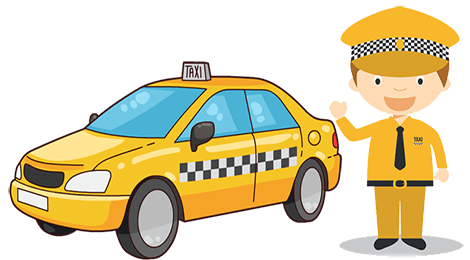 clipart free Taxi Driver PNG Clipart