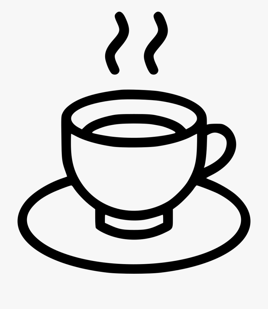 graphic freeuse library Cup hot water drink. Tea clipart