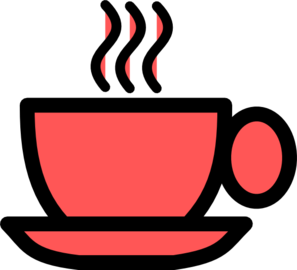banner library Red Tea Cup Clip Art at Clker