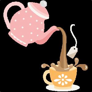 png library download Pouring pot svg cutting. Teacup clipart princess tea