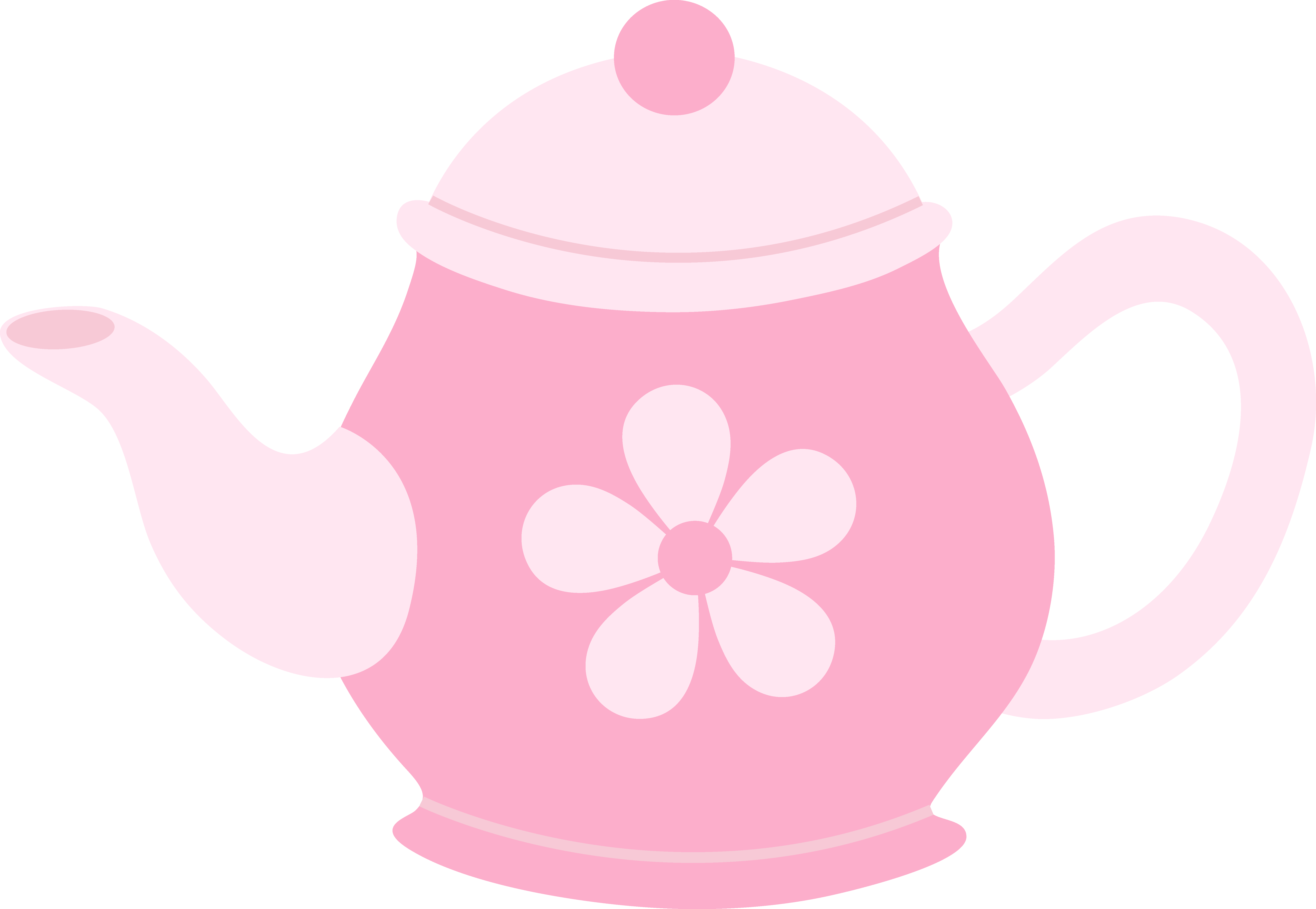 clip black and white download Teapot Clipart heart