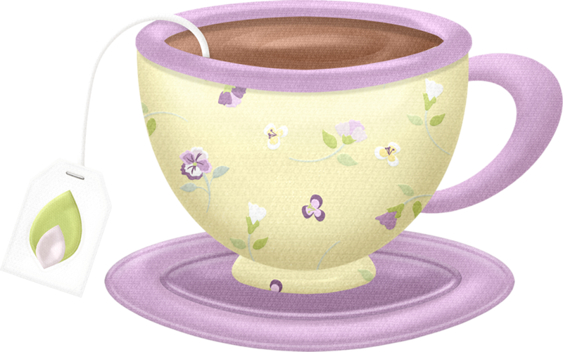 graphic brunch clipart tea time #76925288