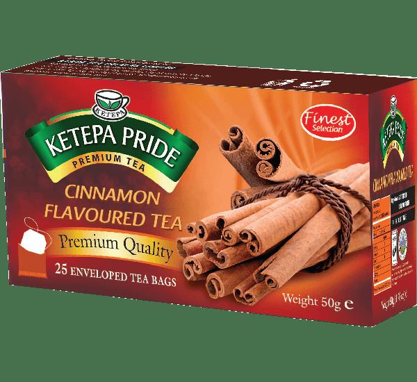 clipart stock Cinnamon Tea Bags