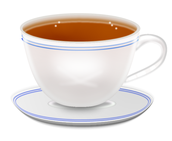 vector library library PNG Cup Of Tea Transparent Cup Of Tea