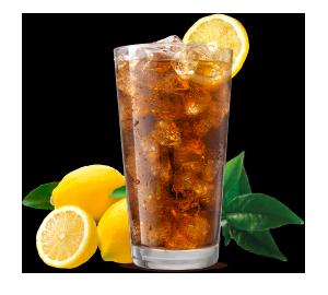 image freeuse library Iced Lemon Tea