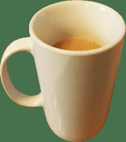 vector Mug of Tea transparent image