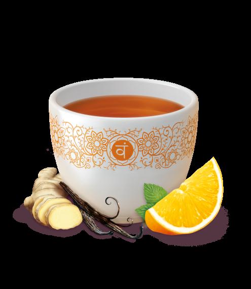 clip art free download Ginger Orange with Vanilla