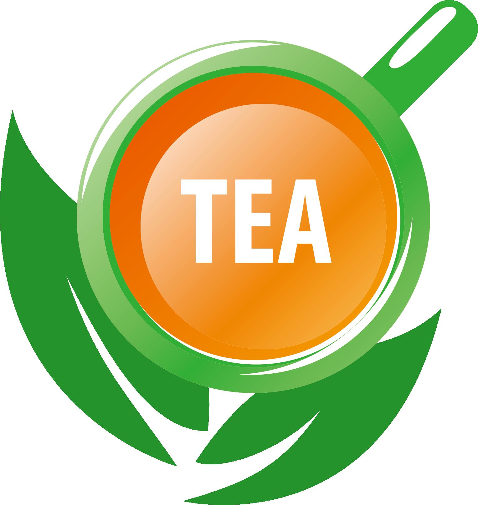 freeuse Tea Logo Illustration