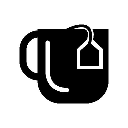 clip royalty free stock Tea mug free icon