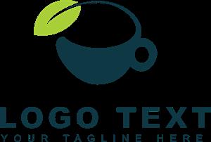 picture transparent download Green tea Logo Vector