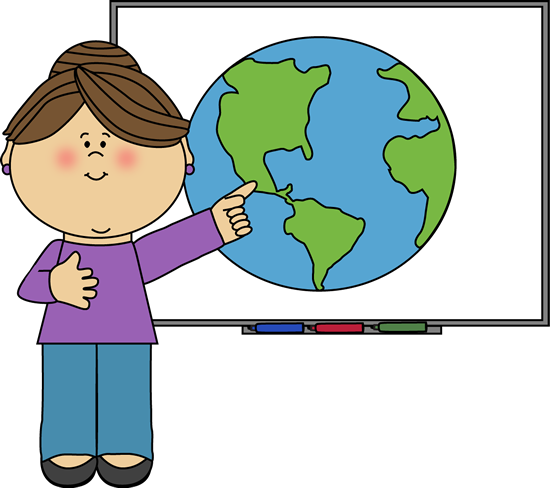 png free stock Teacher at smartboard maps. Teach clipart