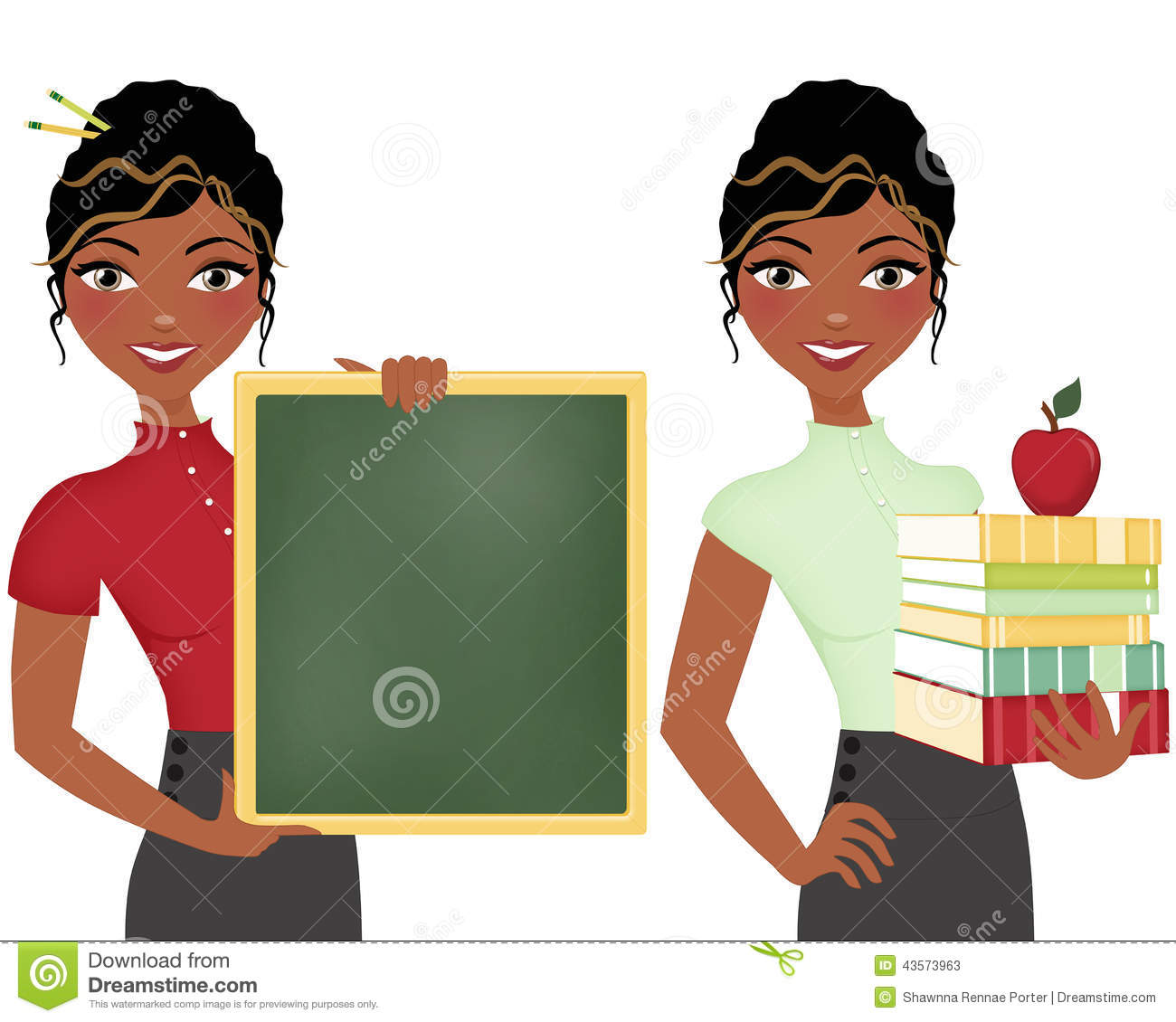 clipart free download Clipartimage com . Teach clipart african american teacher.
