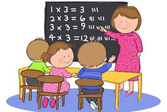 stock Teach math tutor transparent. Teacher teaching students clipart.